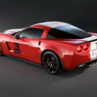 Chevrolet Corvette and Camaro Concepts for SEMA 2011