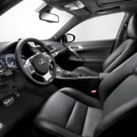Lexus CT 200h F Sport Price