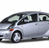 Production for the North American Mitsubishi i-MiEV Starts