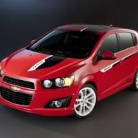 SEMA 2011: Chevrolet Sonic and Cruze Z Spec