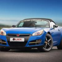 Saturn Sky Customisation by Vilner