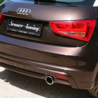 Senner Tuning Audi A1 S Line Diffuser