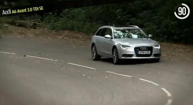 2012 Audi A6 Avant Review