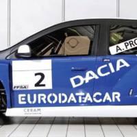 2012 Dacia Lodgy Glace
