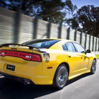 2012 Dodge Charger SRT8 Super Bee at 2011 LA Auto Show