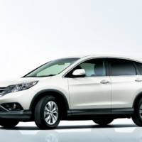 2012 Honda CR-V Launched in Japan