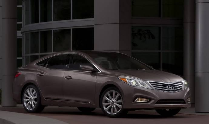 2012 Hyundai Azera Sedan