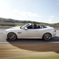 2012 Jaguar XKR-S Convertible Revealed
