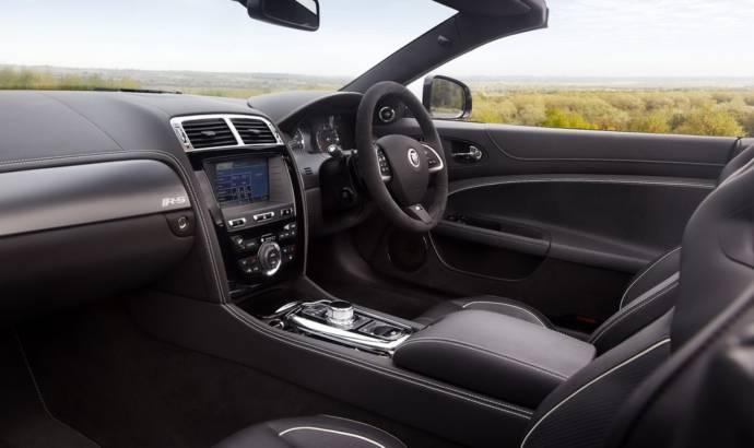 2012 Jaguar XKR-S Convertible Revealed