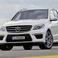 2012 Mercedes ML63 AMG Revealed