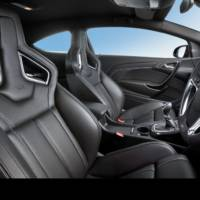 2012 Opel Astra OPC Revealed
