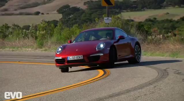 2012 Porsche 911 Test Drive