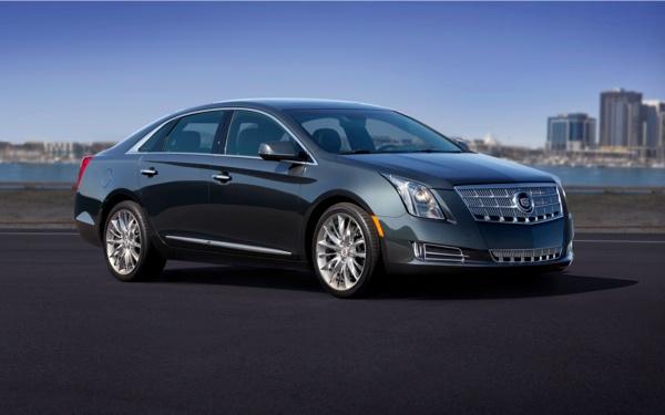 2013 Cadillac XTS - First Image