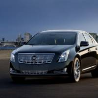 2013 Cadillac XTS Luxury Sedan Unveiled