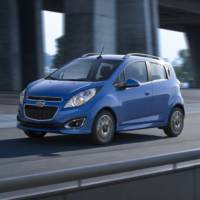 2013 Chevrolet Spark Facelift