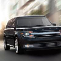 2013 Ford Flex facelift