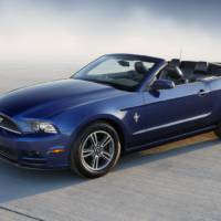 2013 Ford Mustang GT: 2011 LA Auto Show