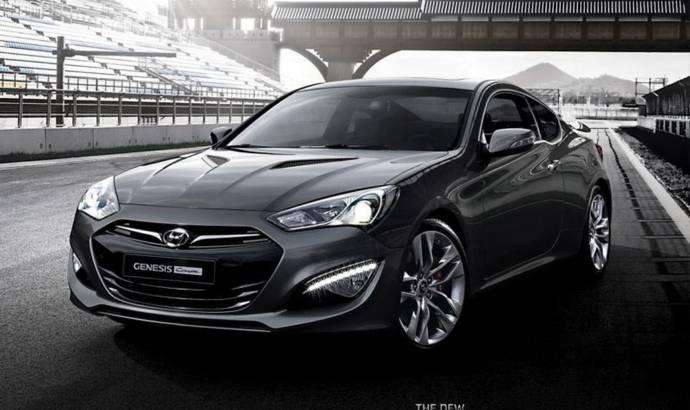 2013 Hyundai Genesis Coupe Engines