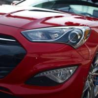 2013 Hyundai Genesis Coupe Teased