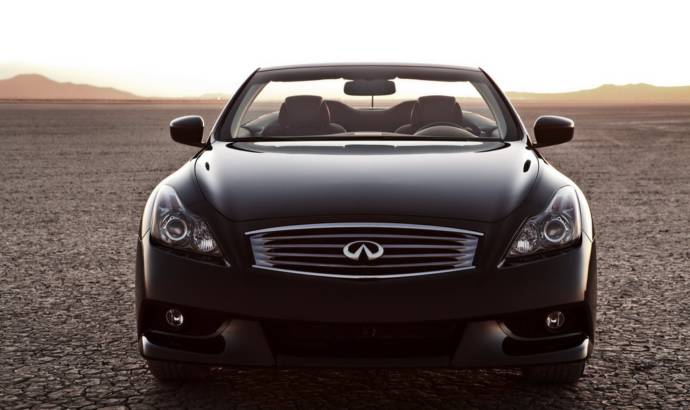 2013 Infiniti IPL G Convertible - Photos and Details