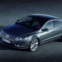 2013 Volkswagen CC Facelift