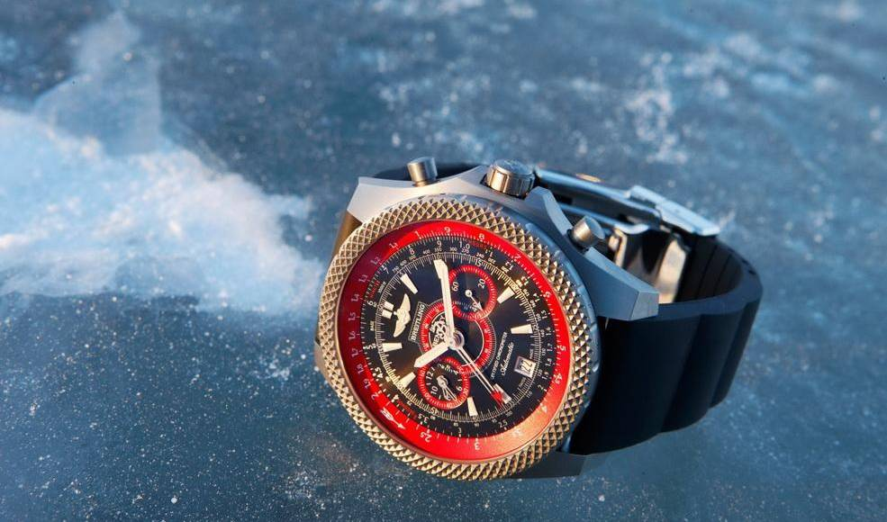 Bentley ISR Watch by Breitling