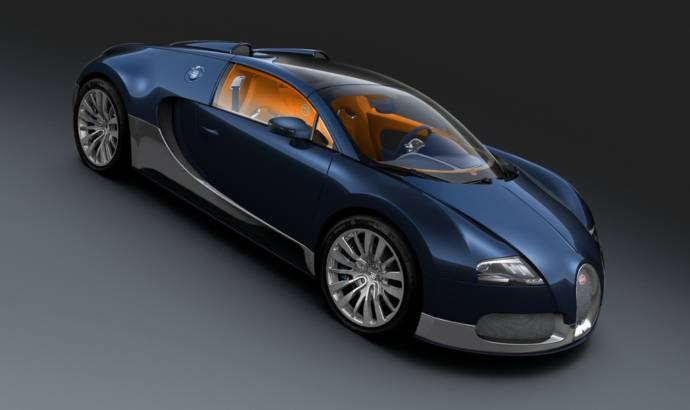 Bugatti Veyron Grand Sport versions for Middle East