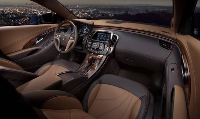 Buick LaCrosse GL Concept heading to 2011 LA Auto Show
