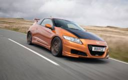 Honda CR-Z iCF Mugen Announced