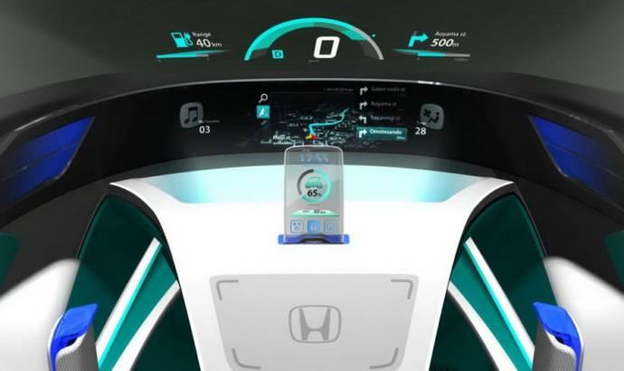 Honda Micro Commuter Concept: Tokyo 2011