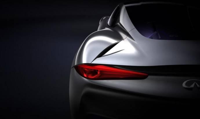 Infiniti Electric Sports Car Concept