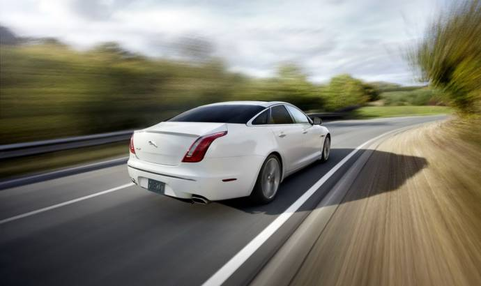 Jaguar XJ Sport and Speed