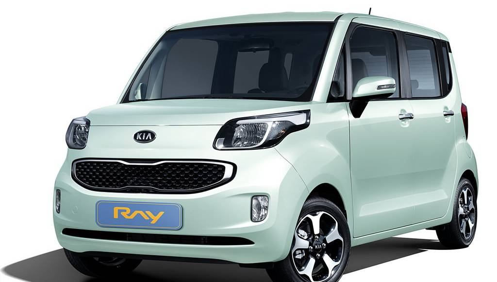 Kia Ray Compact for Korean Market