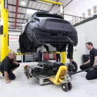 Nissan JUKE R Development Video: Gerabox and Drivetrain