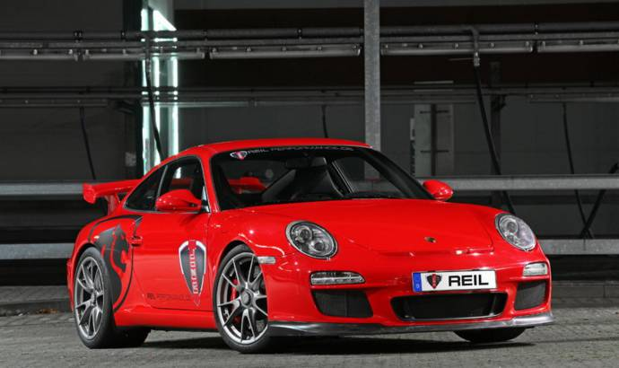 Porsche 911 GT3 by REIL Performance
