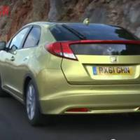 Review Video: 2012 Honda Civic Euro Spec