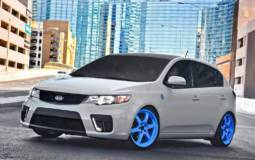 Six Sports Themed KIA Cars at 2011 SEMA Show
