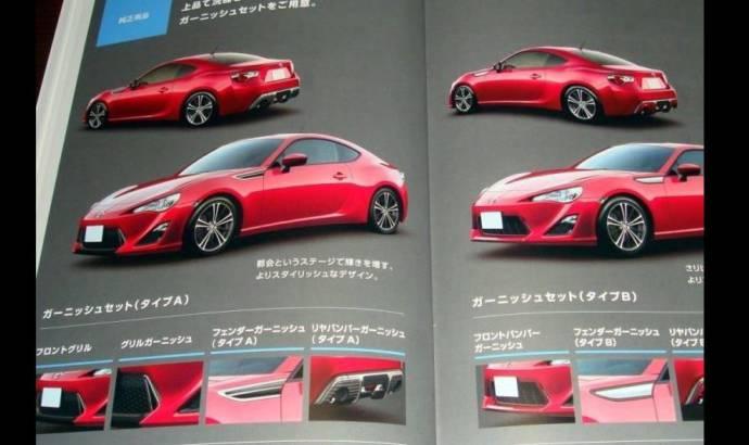 Toyota FT-86 Specs