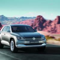 Volkswagen Cross Coupe Unveiled