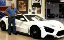 Zenvo ST1 Review by Jay Leno