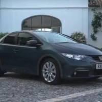 2012 Honda Civic Review Video by EVO