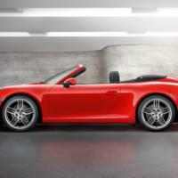 2012 Porsche 911 Carrera Cabriolet