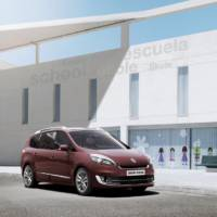 2012 Renault Scenic and Renault Grand Scenic