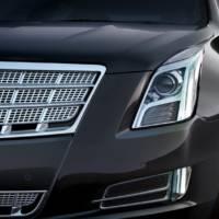 2013 Cadillac XTS Luxury Sedan Unveiled