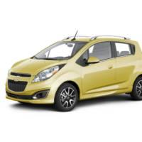 2013 Chevrolet Spark Facelift