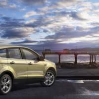 2013 Ford Escape SUV Unveiled in Los Angeles