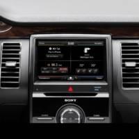 2013 Ford Flex facelift