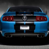 2013 Ford Shelby GT500 Unveiled