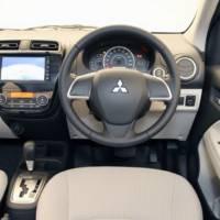 2013 Mitsubishi Mirage Revealed