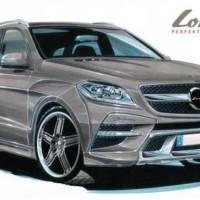 Lorinser 2012 Mercedes ML Preview